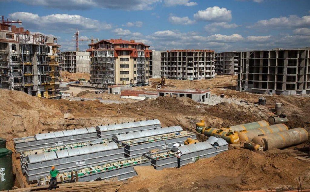 строительства зданий и сооружений в Улан-Удэ
