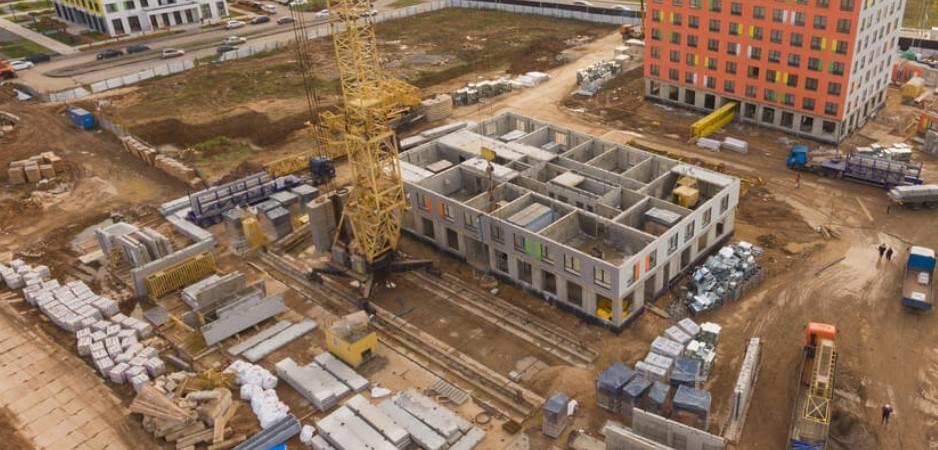 строительства зданий из газобетона