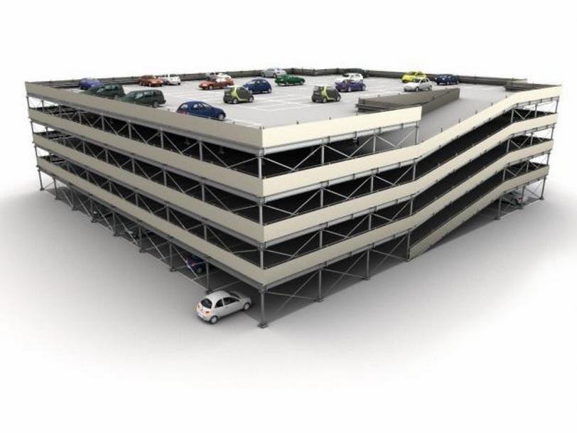 строительство сложных зданий